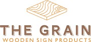 The Grain Wooden Signs: Exhibiting at Destination Hotel Expo